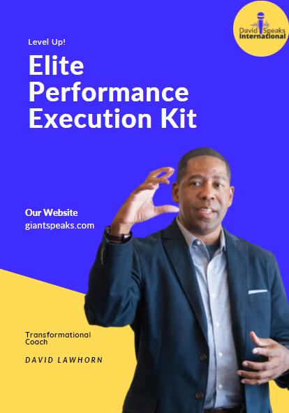 Elite Performance Execution Kit